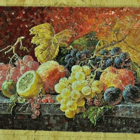 Изображение подарочного сертификата римской мозаики